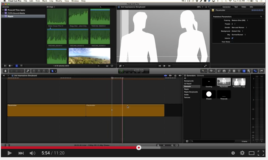 What is the best app for video storyboard… - Apple Community