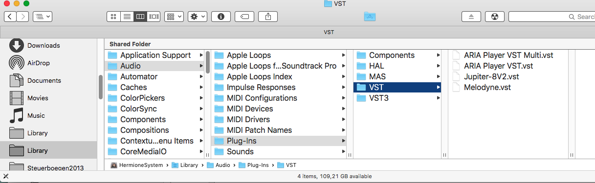 difference between VST and AU that associ… - Apple Community
