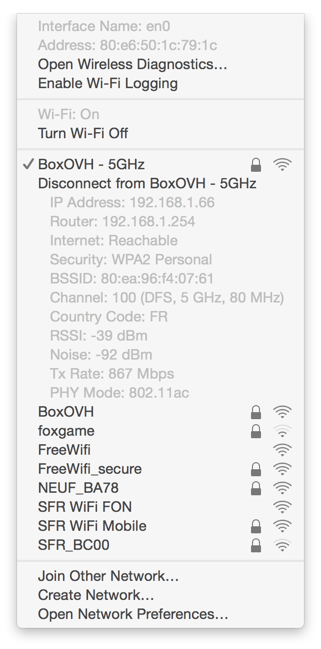 Airport extreme can't select channel … - Apple Community