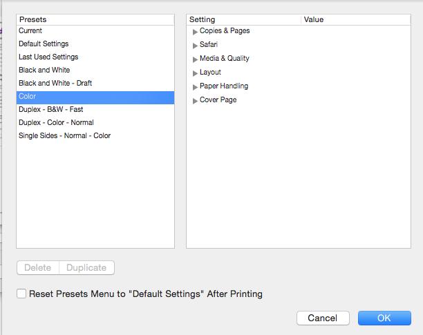 uninstall printer mac mountain lion