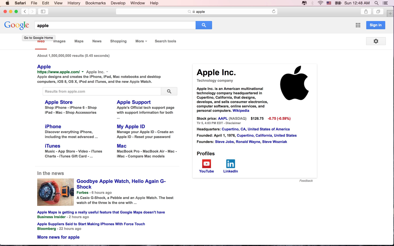 Change the font in Safari - Apple Community
