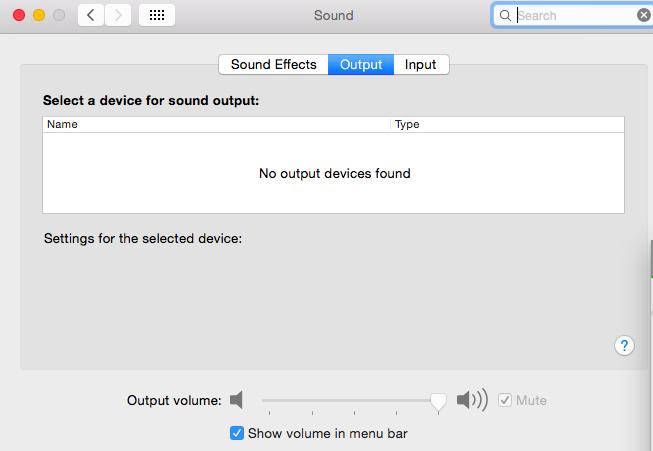 mute button locked on mac