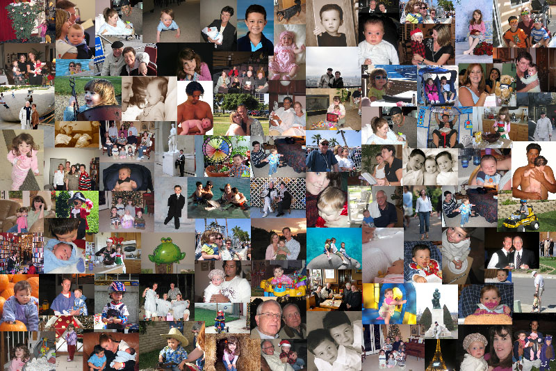 Can I make a 4 or 5 photo collage in Phot… - Apple Community
