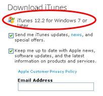 Download older version of itunes - Apple Community