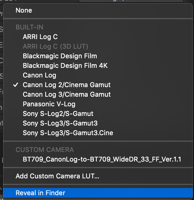 Optimal FCP X with Canon RAW Light workfl… - Apple Community
