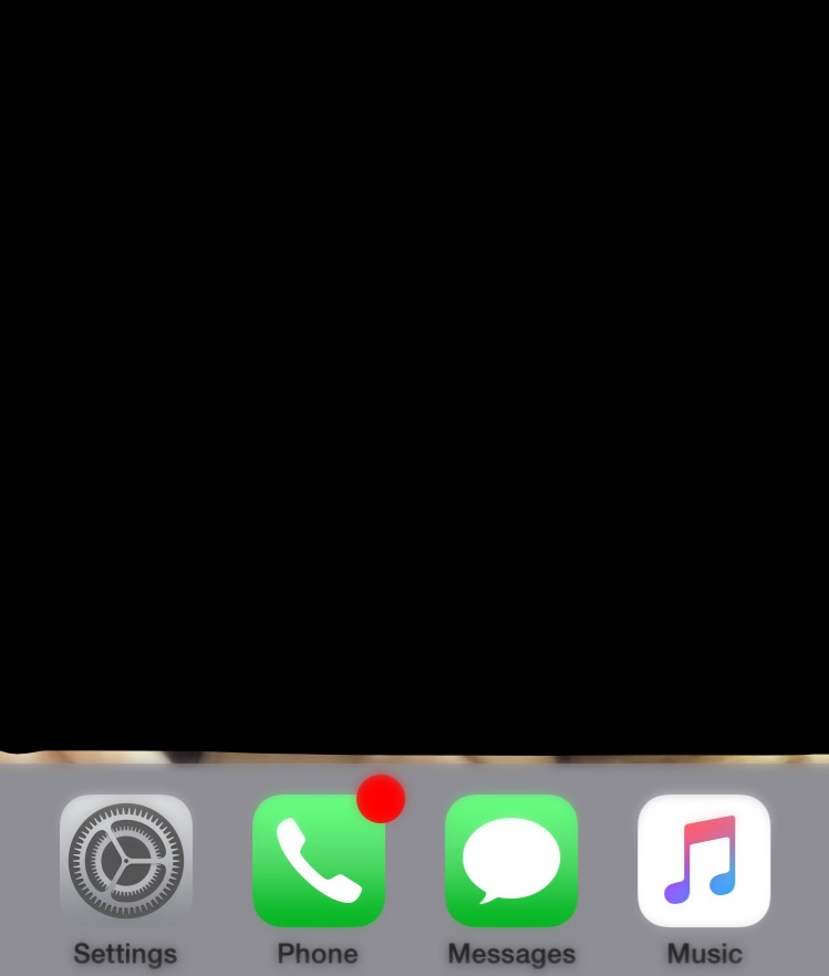 Voicemail notification on iPhone 6 only s… - Apple Community