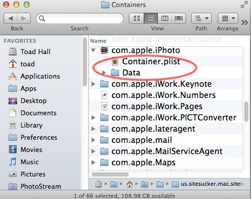 Old Apps For Mac 10.7.5 Iphoto