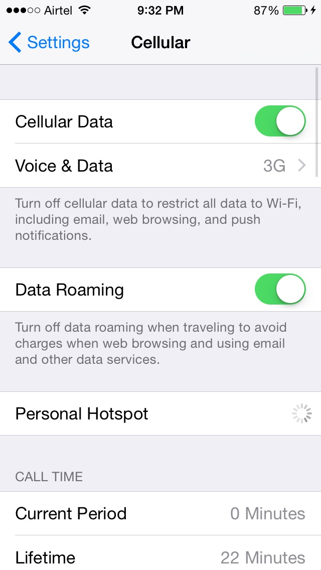 Can find Apn settings and can't conne… - Apple Community