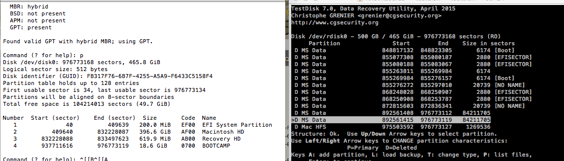 Gpt Partition Alignment