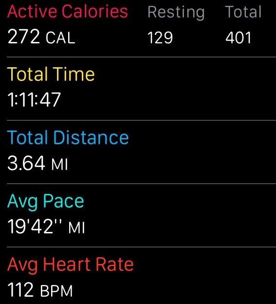 Calorie count on Apple Watch seems off - Apple Community