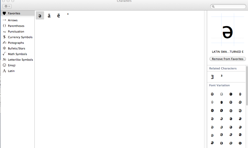 inserting special characters into Word doc - Apple Community