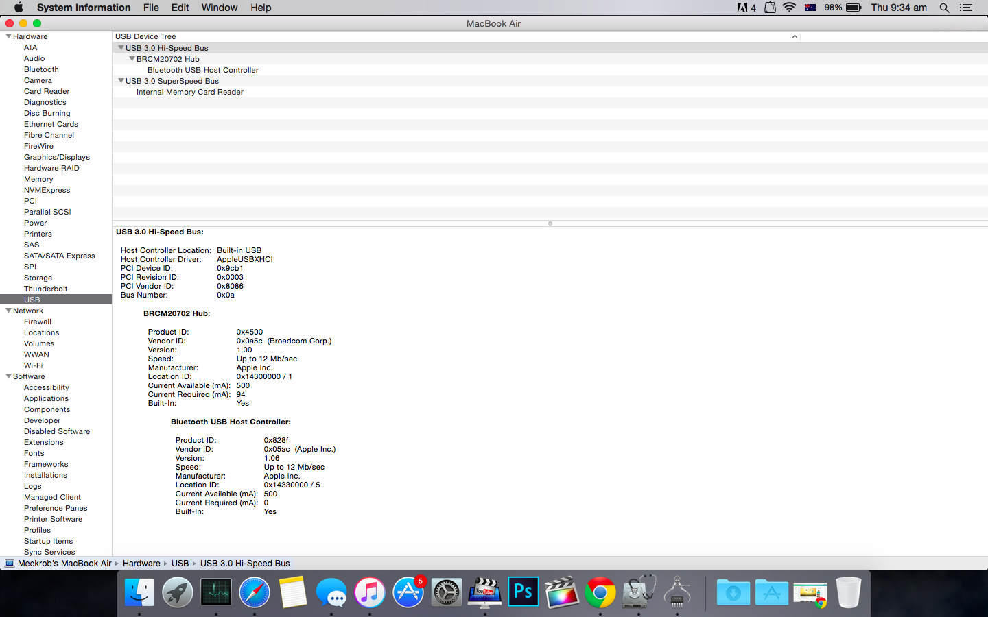 Seagate External HDD won't show up  - Apple Community