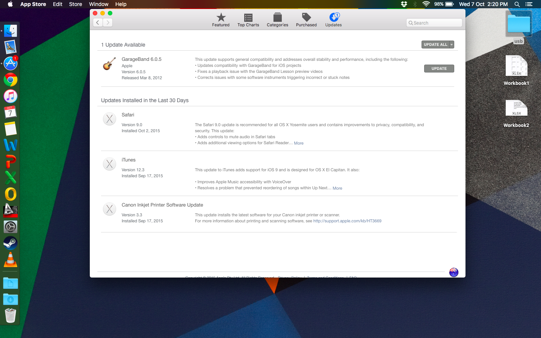 Mac App won't stop asking me to updat… - Apple Community