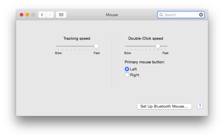 Using Magic Mouse 2 with Yosemite doesn&#… - Apple Community