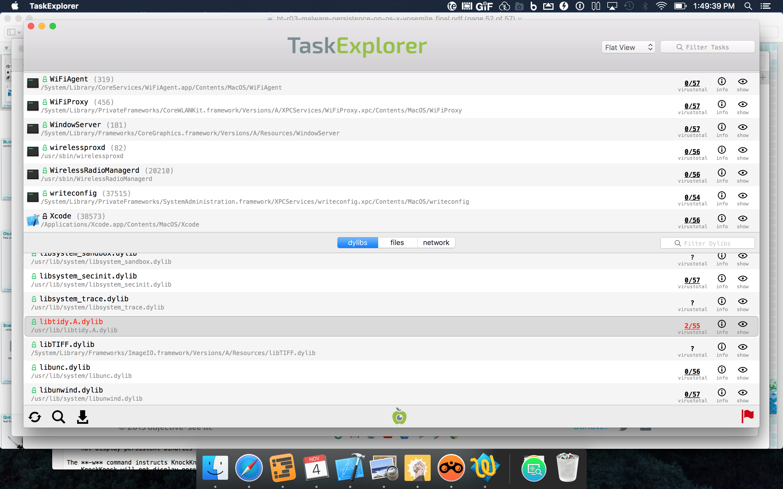 Remote Desktop Spying? - Apple Community