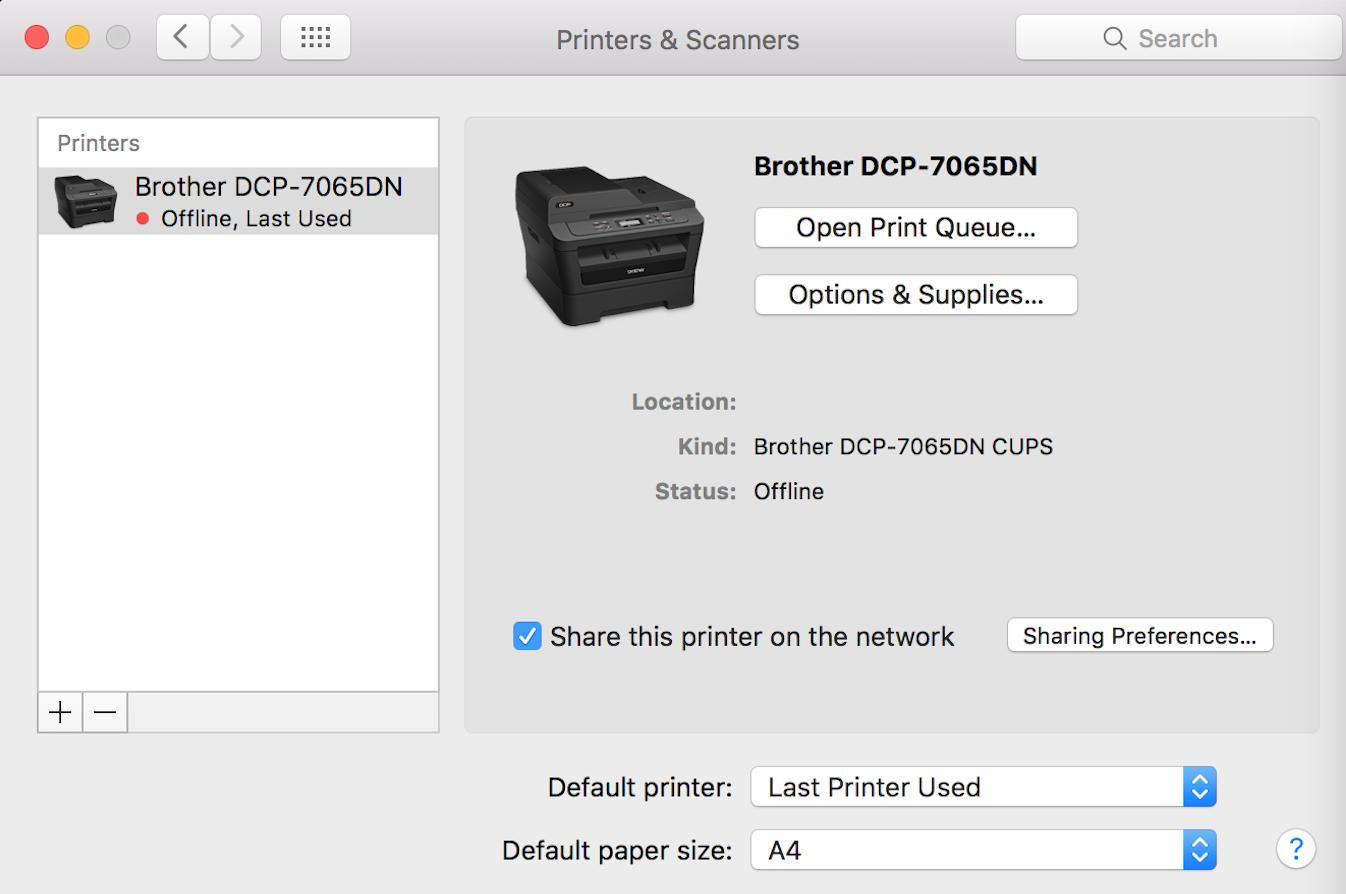 canon lbp 2900b printer driver for macbook pro