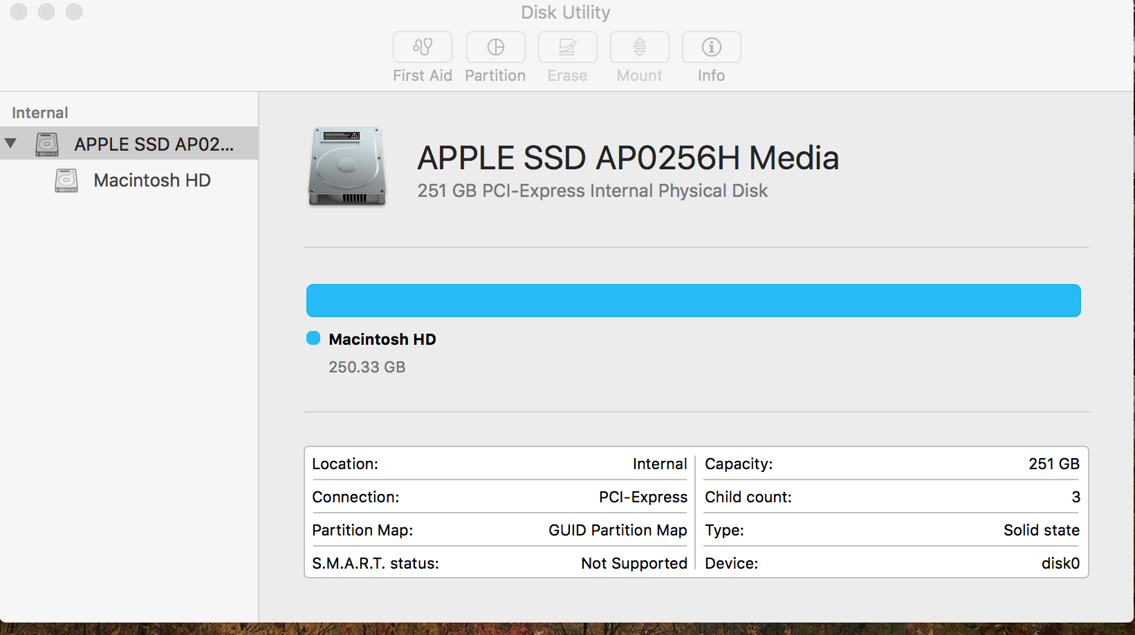 Why is my SSD full but my hard drive is n… - Apple Community
