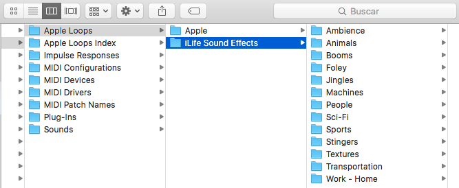 Does GarageBand come with sound effects? - Apple Community