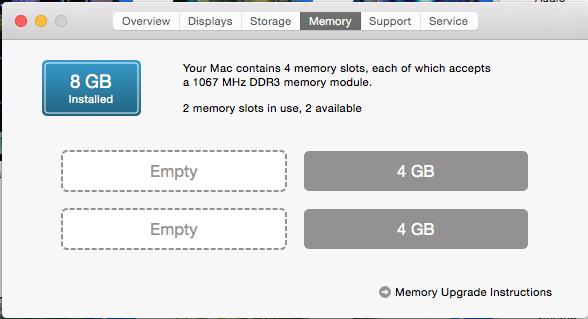 Memory Slot Not Reading Ram