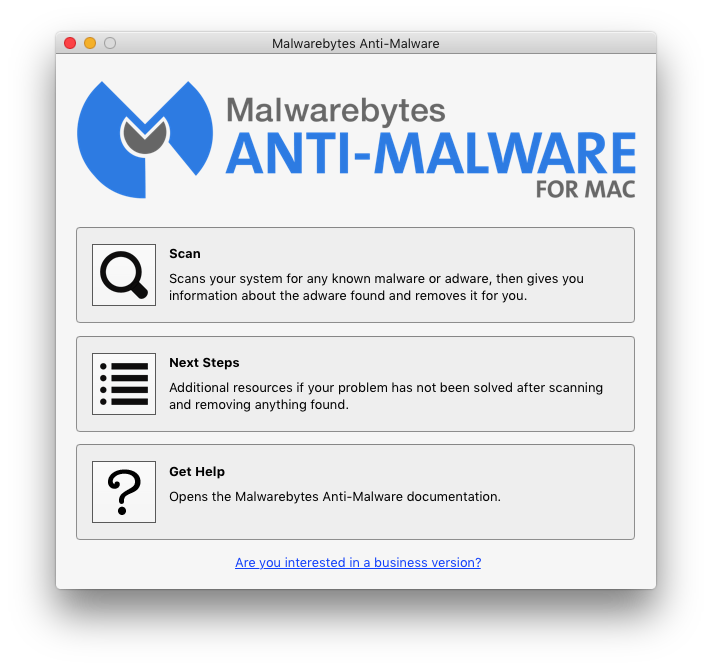 malwarebytes anti-malware for mac 1.3.1
