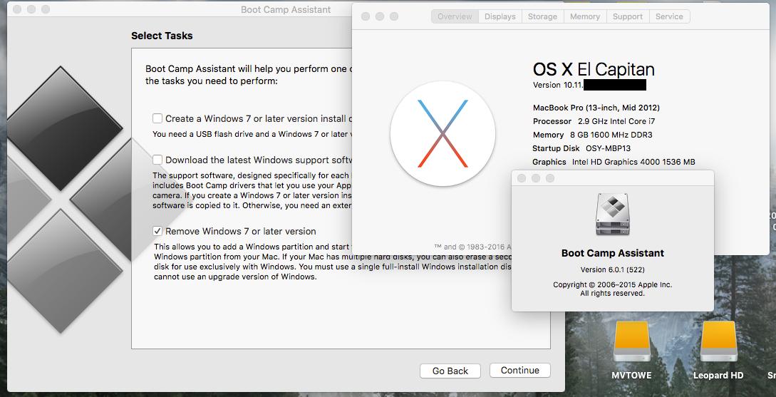 apple bootcamp 6 windows 10 download