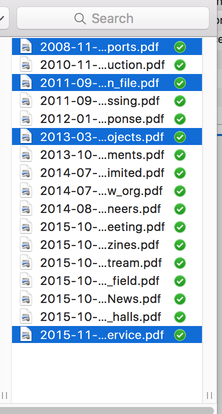 Automator: Search the contents of PDF'… - Apple Community