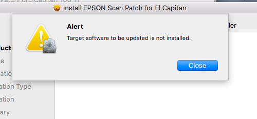 Epson scan software mac el capitan | Scanning With Mac OS X 10 6 and