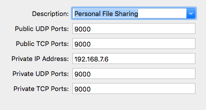 I wanted to access my NAS remotely using … - Apple Community