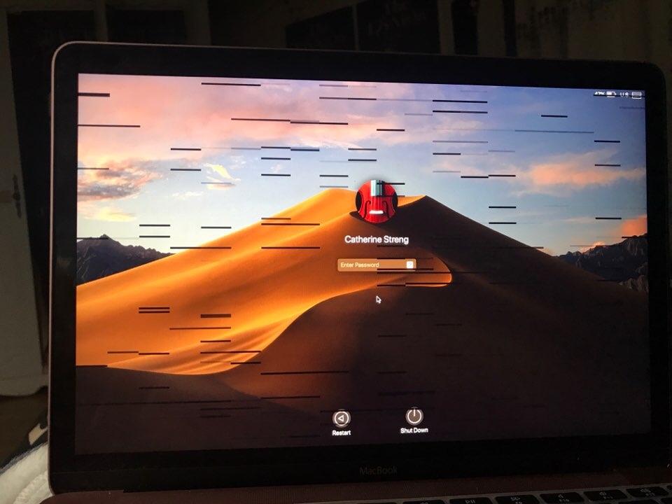 My Apple Computer Keeps Restarting