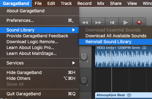 New Loops for 10 1 1 same as Logic's … - Apple Community
