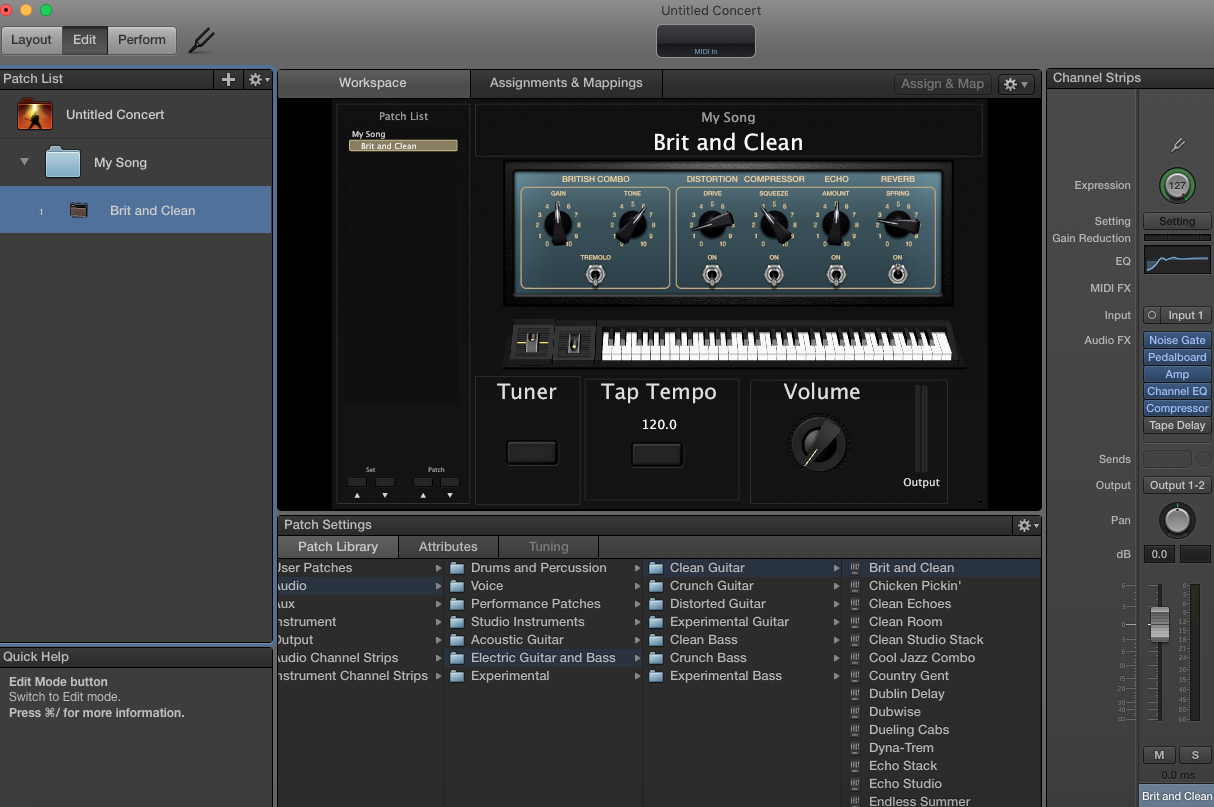 can i play both guitar and midi keyboards… - Apple Community