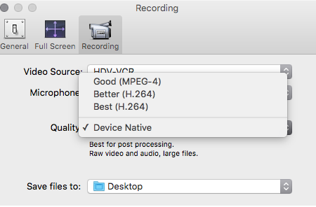Problem importing analog Video8 through D… - Apple Community