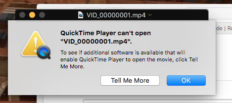 Help!! Suddenly Photos AND QuickTime Cann\u2026 - Apple Community