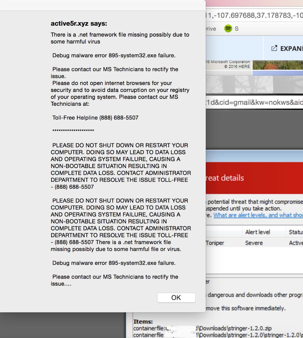 What do I do if I have a harmful virus? - Apple Community