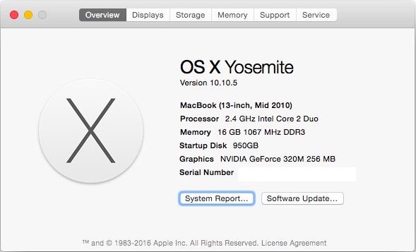 macbook pro mid 2010 firmware upgrade