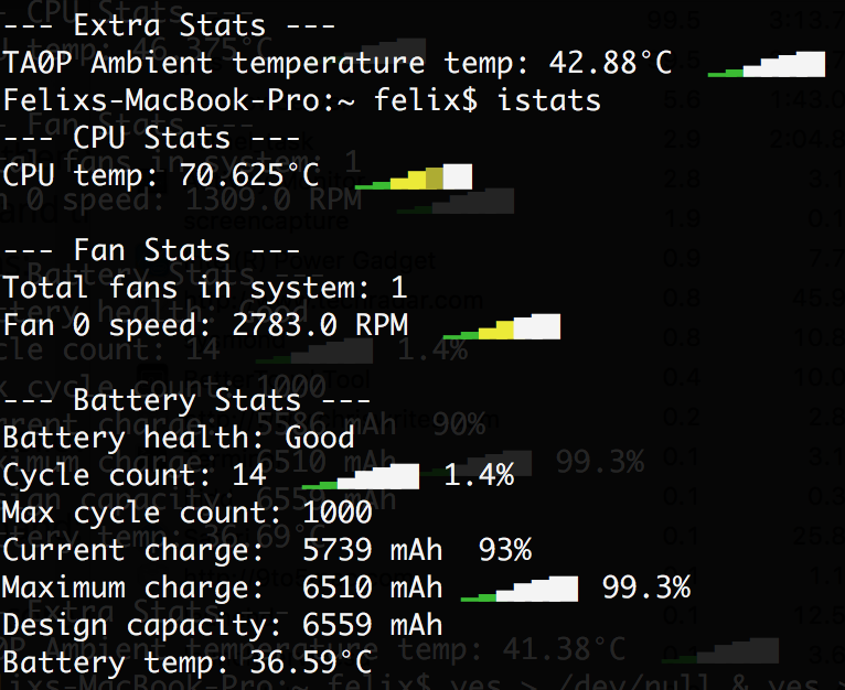Are these temperatures normal? - Apple Community