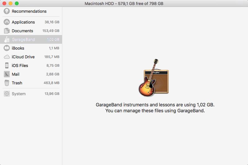 Free garageband for mac