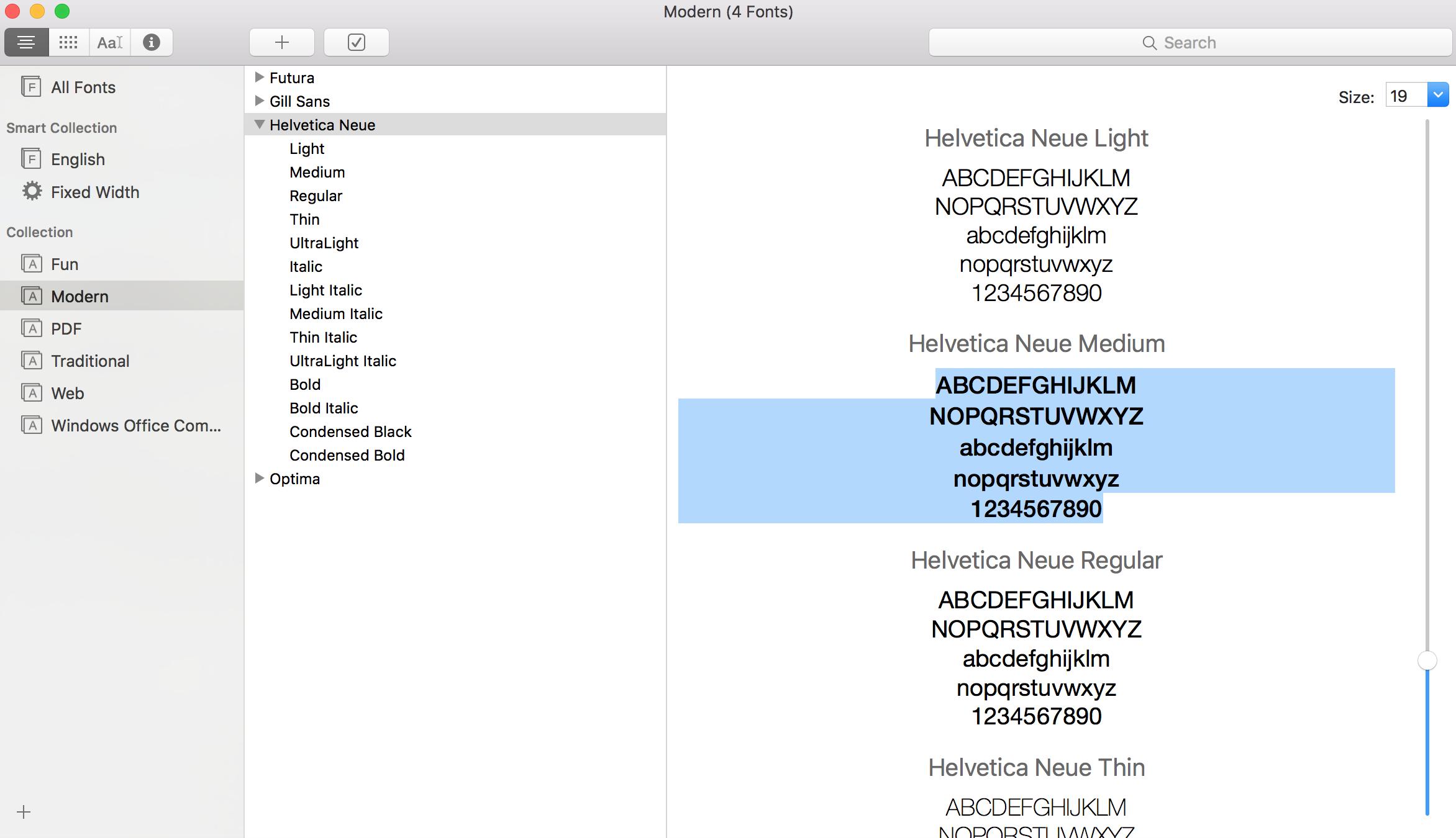 Helvetica Neue Light Italic