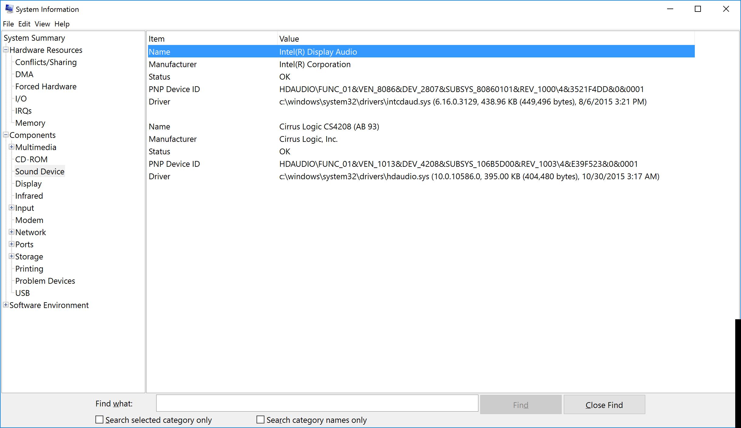 late 2012 Mac mini Windows 10 HDMI Audio … - Apple Community