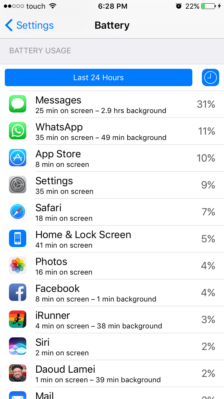5S iOS 10 Messages Background Activity ca… - Apple Community