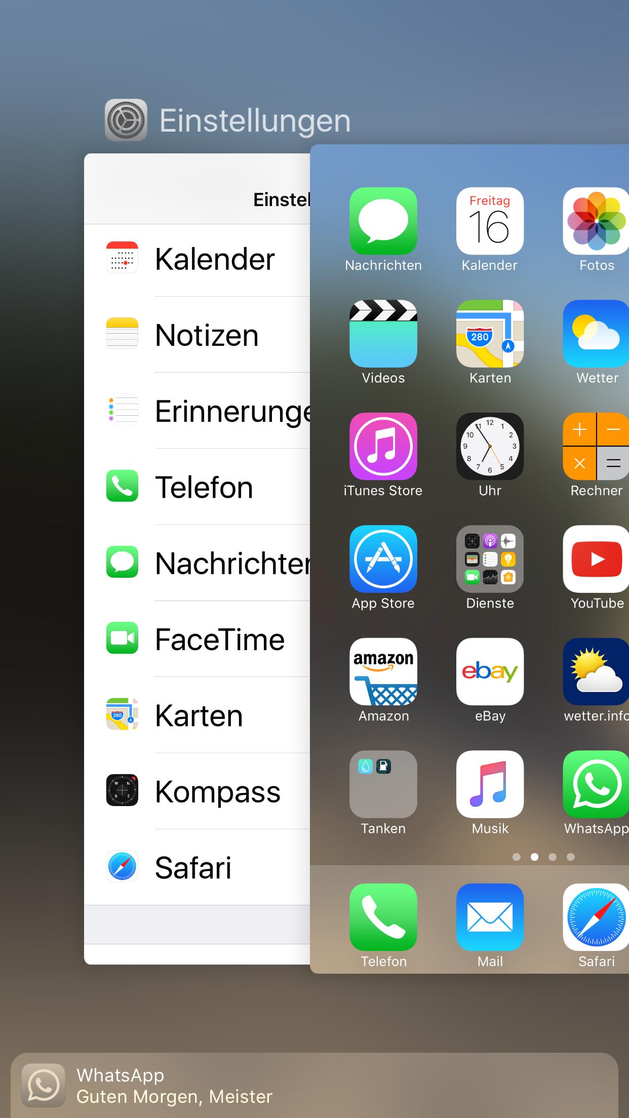 Whatsapp Wünscht Guten Morgen Apple Community