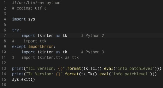 Installing Python 3 5 2 and ActiveState T… - Apple Community