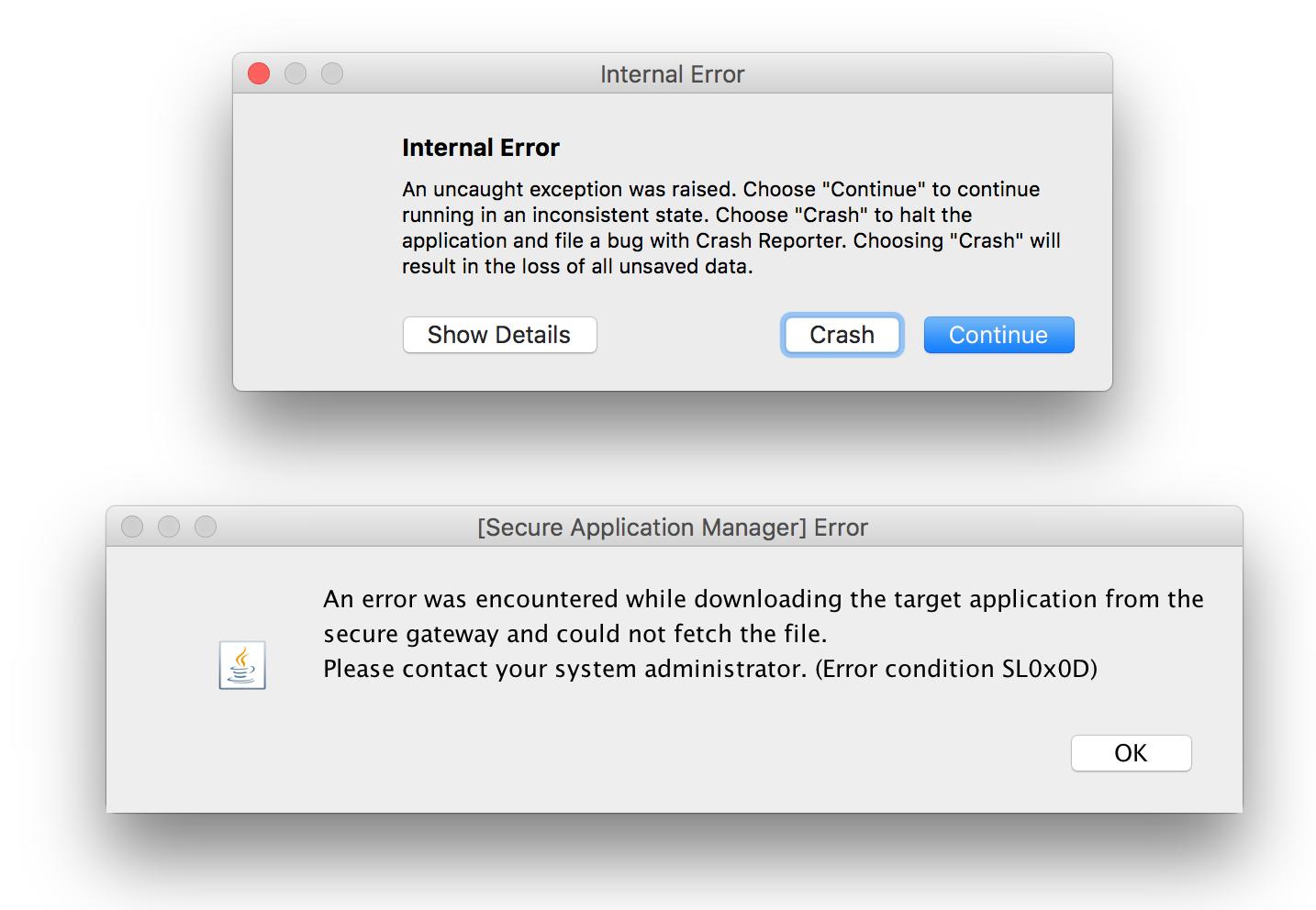 MacOS Sierra Safari Java running unsafe n… - Apple Community