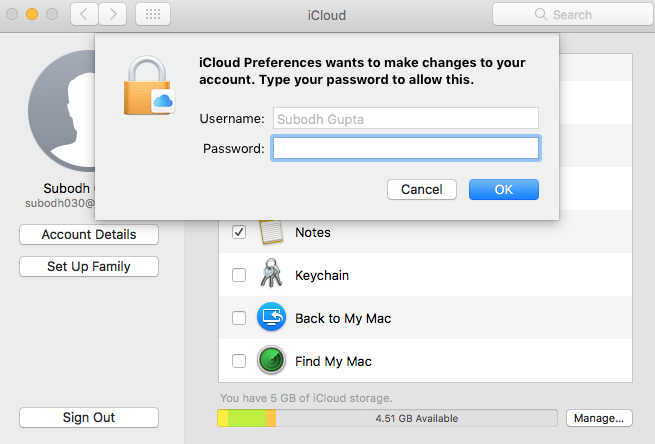 My iCloud Preferences password lost ! How… - Apple Community
