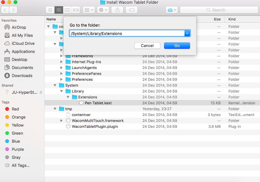 Bamboo ctl-470 driver download mac