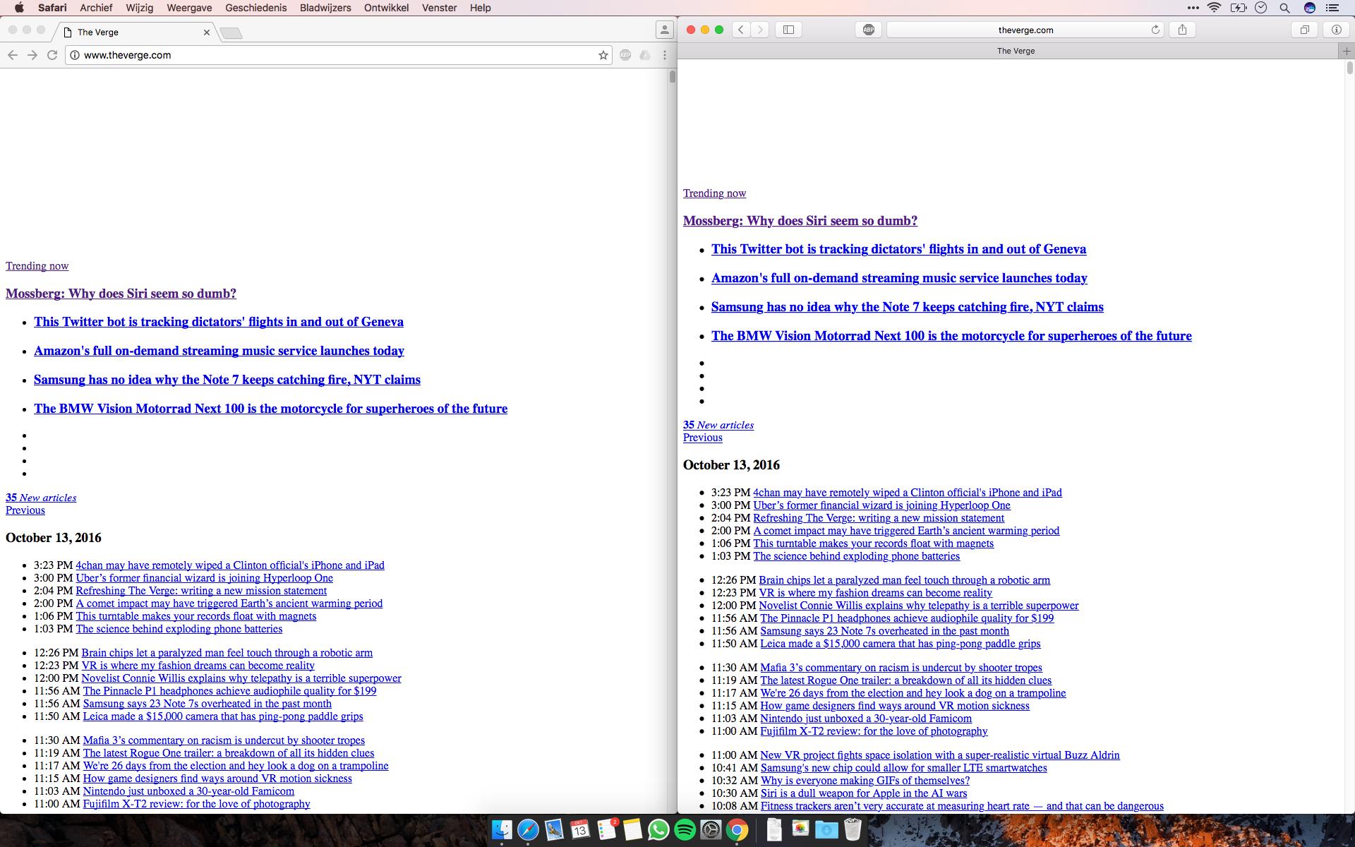 Safari won't load style on certain we… - Apple Community