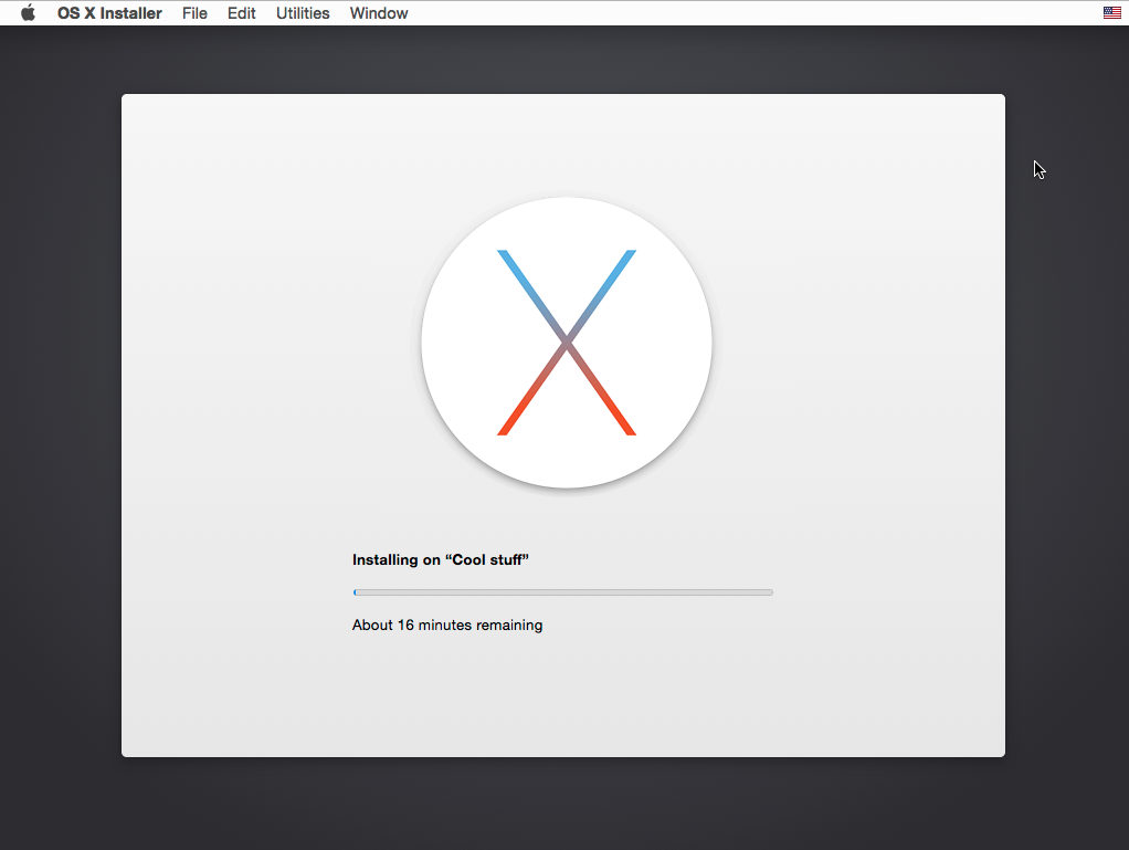 Clean install el capitan from the same US… - Apple Community