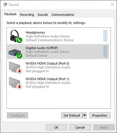 bootcamp windows 10 no audio device installed