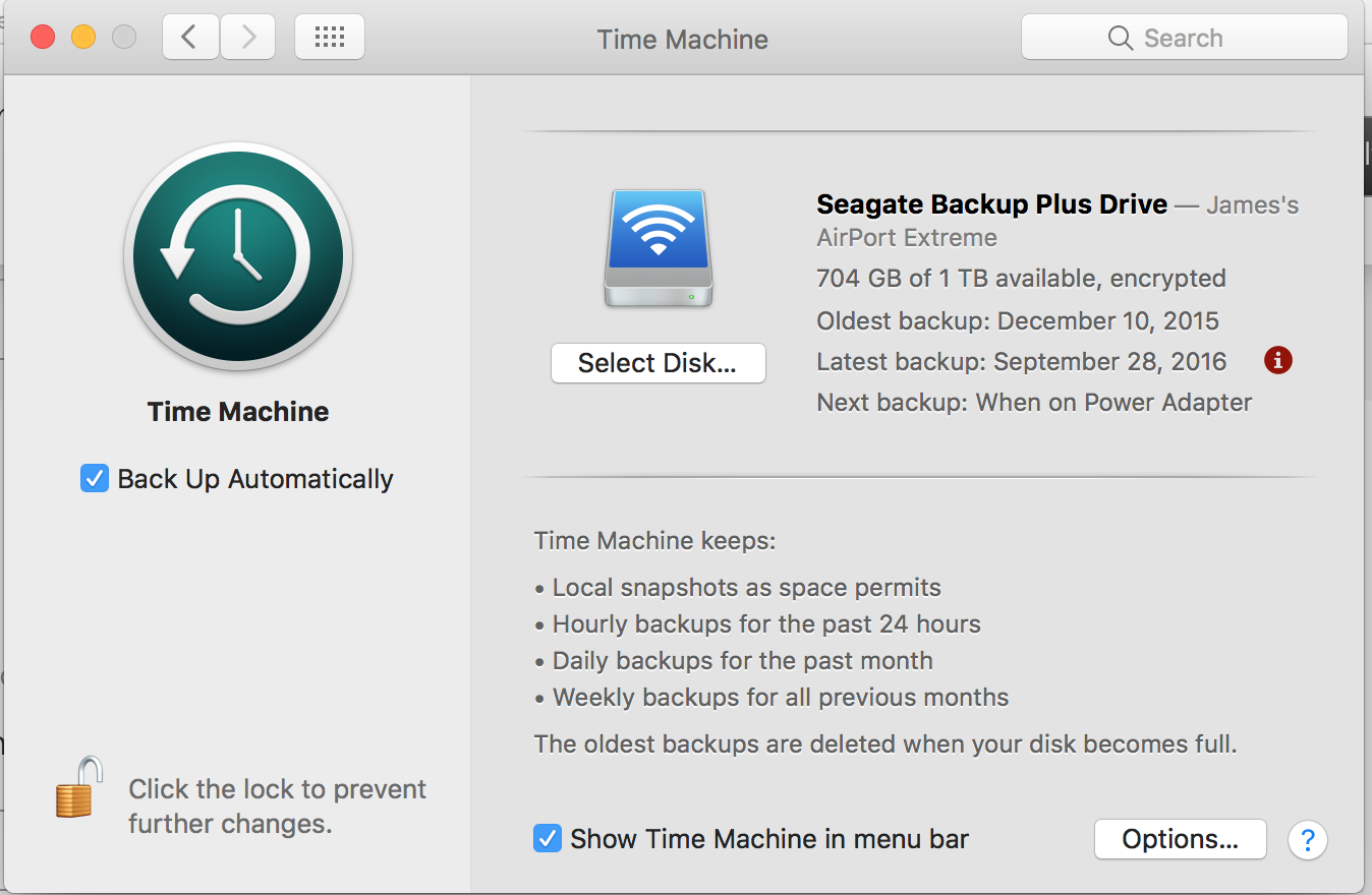 Remove encryption from backups - Apple Community