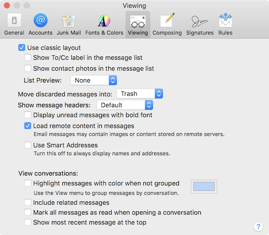 Sierra Mail - Remove Attachments doesn … - Apple Community